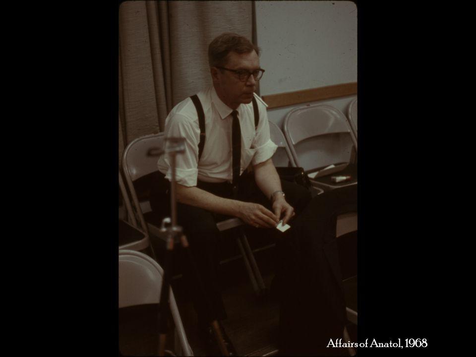 Affairs of Anatol, 1968