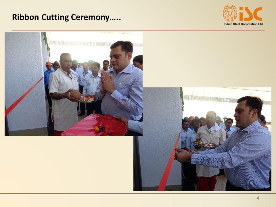 4 Ribbon Cutting Ceremony…..