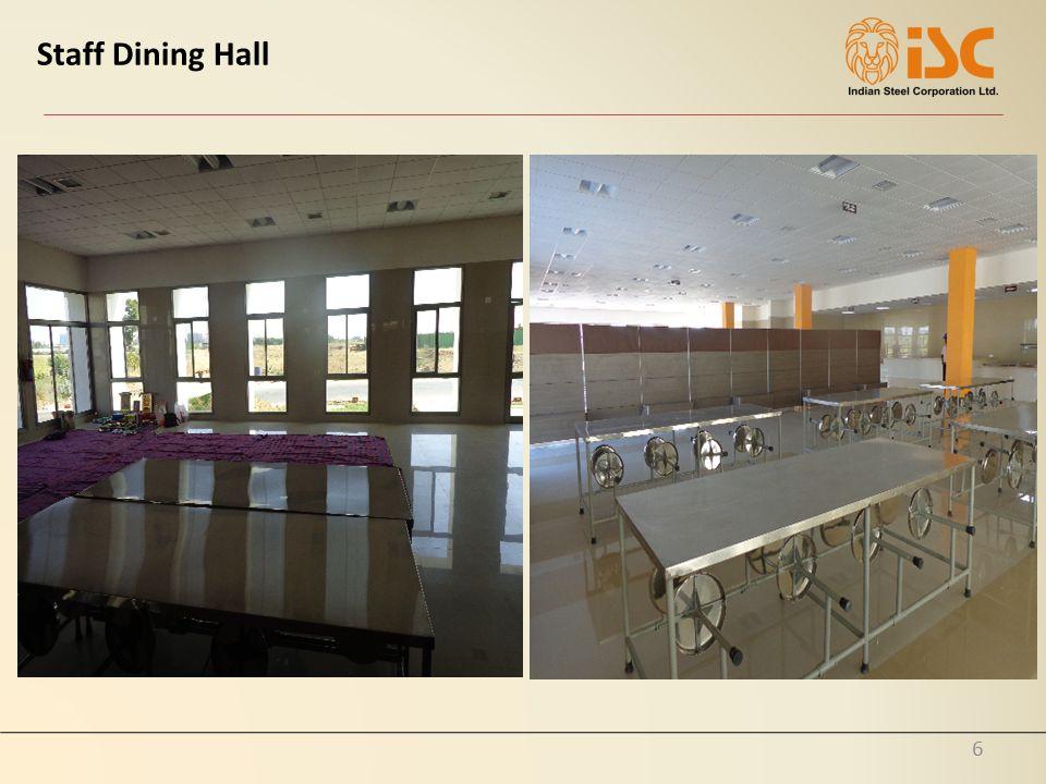 6 Staff Dining Hall