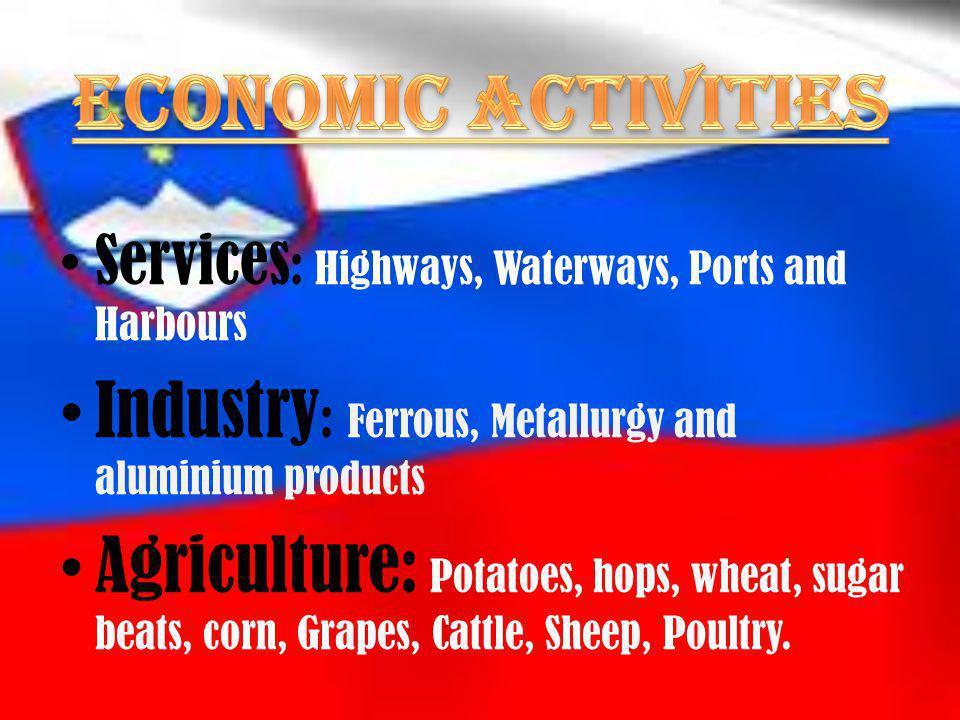 Ethnicity (RACE) Main Ethnic Groups: Slovene,Serb,Croatia.