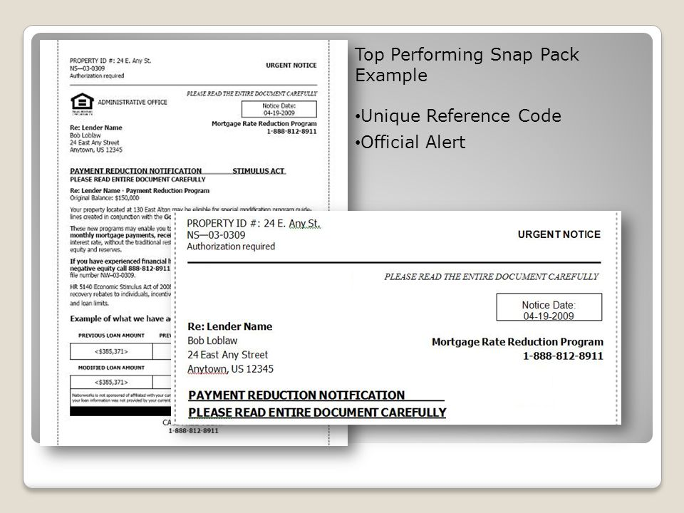 Top Performing Snap Pack Example Unique Reference Code Official Alert