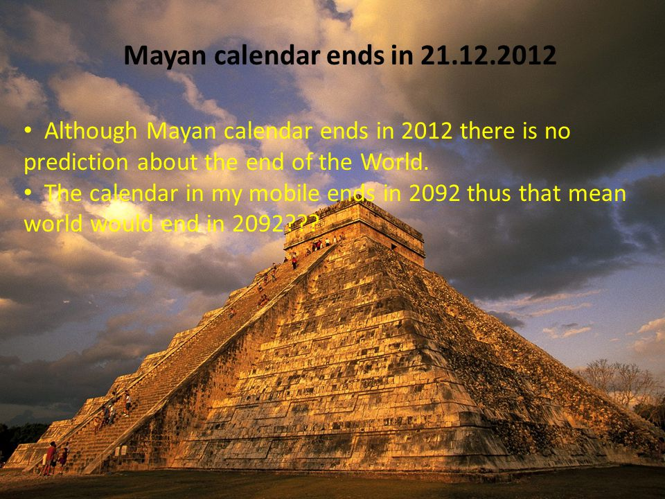 The mayans are known for their most accurate astronomical calculation, based upon a system which had been in common use throughout the region, dating back to at least the 5th century BC.