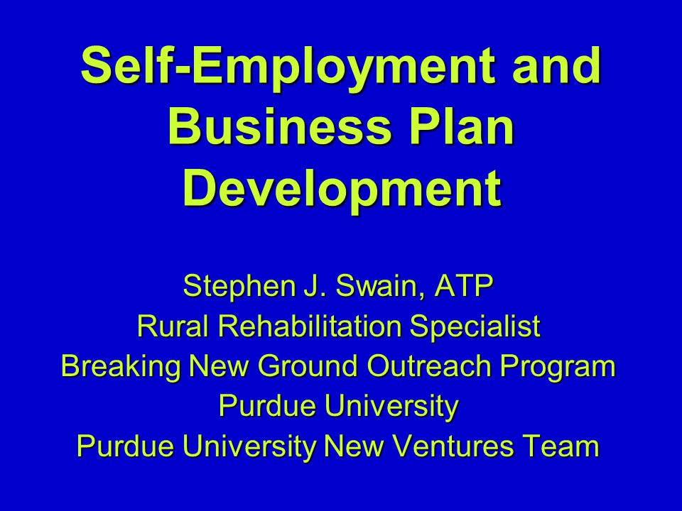 Vocational Rehabilitation Services Process If Approved, Complete Individual Plan of Employment (IPE) Final Approval Funding Officially Start Business