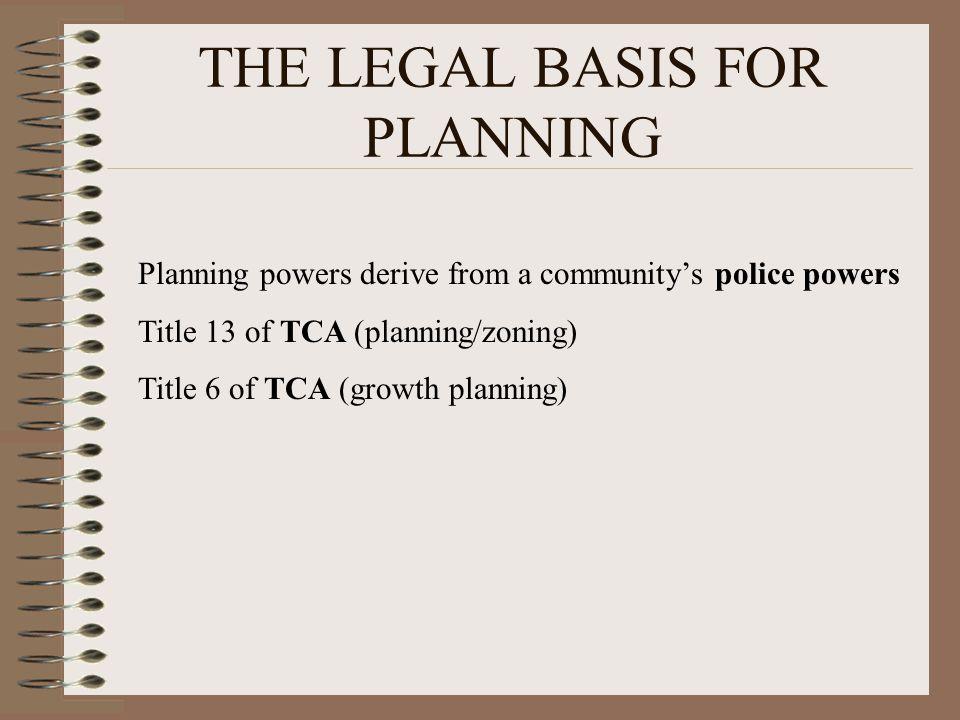 SEVEN ELEMENTS OF THE COMPREHENSIVE PLAN Introduction Background for Planning Economy & Population Land Use & Transportation Plan Community Facilities Plan Public Improvements Program Implementation Plan