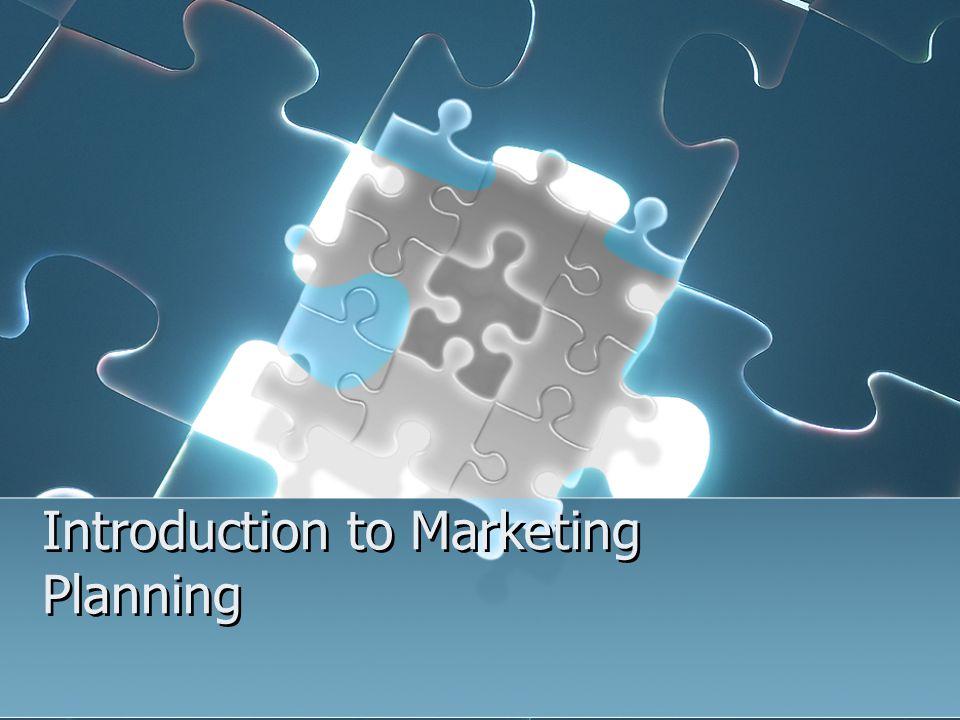Marketing Plan Part I Part II Part III Part IV Marketing Plan Part I Part II Part III Part IV