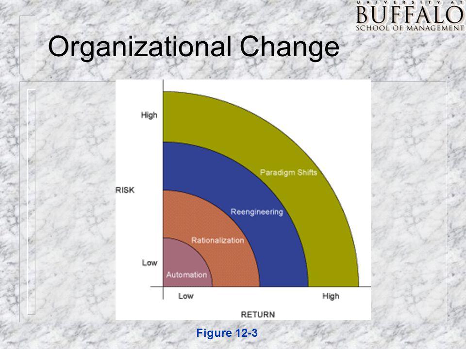Organizational Change Figure 12-3