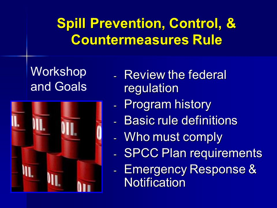 EPA Penalties & Enforcement Plan not reviewed/updated every five years Plan not reviewed/updated every five years Plan does not include all oil on facility, i.e., transformers, hydraulic systems, emergency generators, drum storage, permitted USTs, etc.