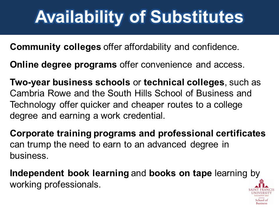 Community colleges offer affordability and confidence.