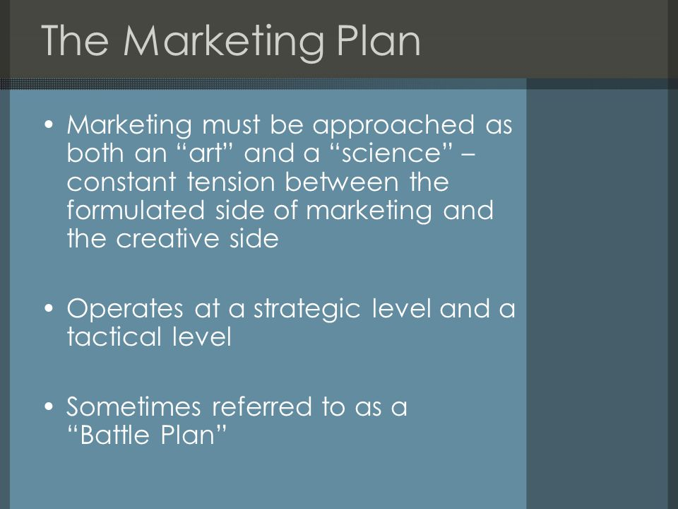 Barriers to Marketing Lack of Motivation to Change –If stakeholders do not feel the need to respond to threats or emerging opportunities, it is unlikely that there will be enough consensus for marketing.