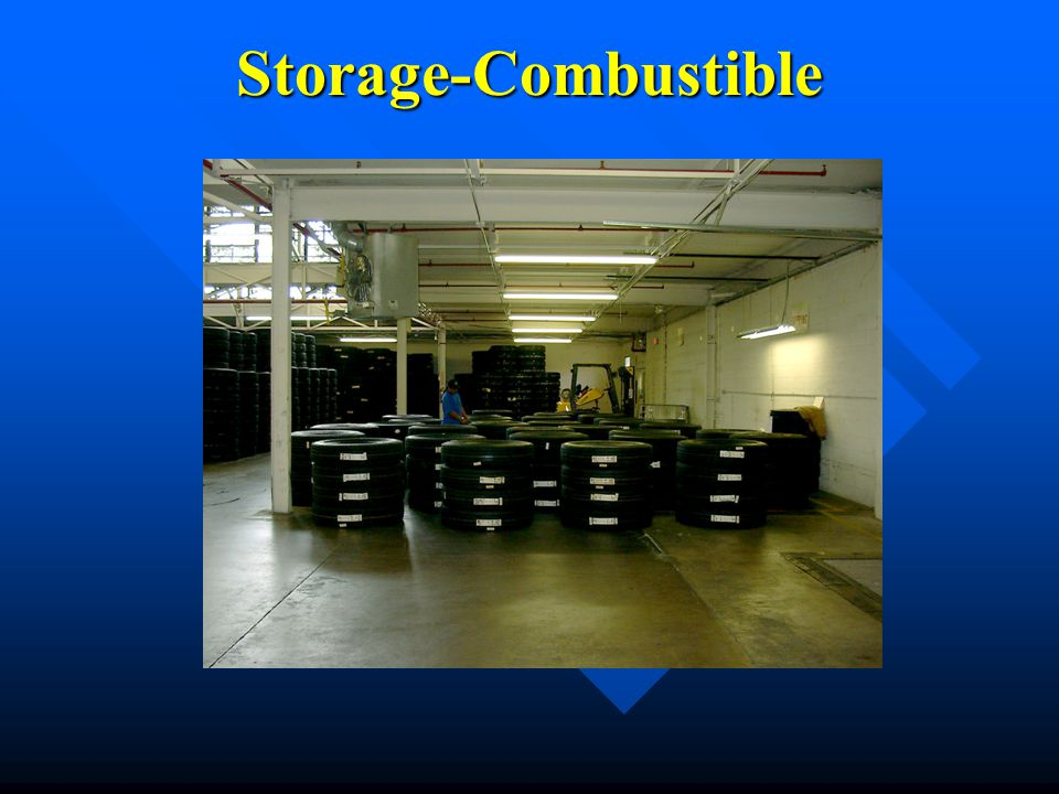 Storage-Combustible