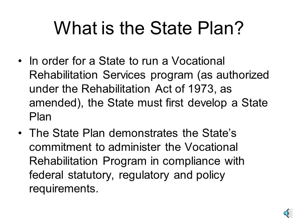 Welcome to the State Plan Committee December 14, 2006