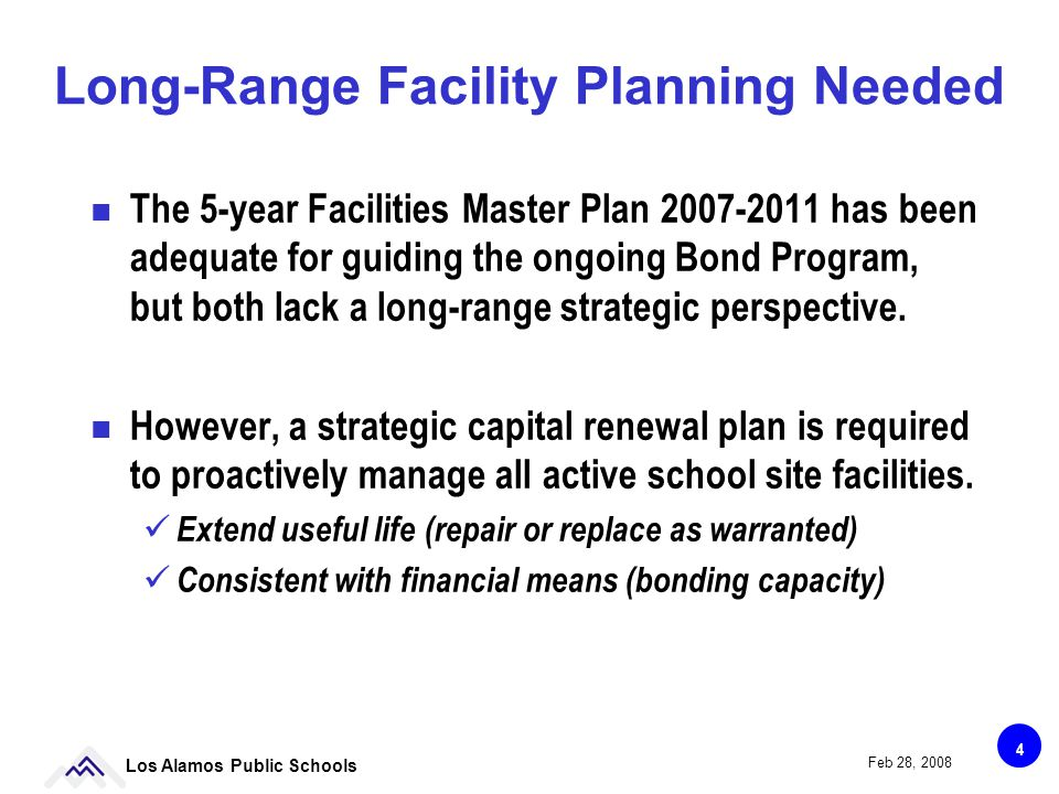 35 Los Alamos Public Schools Feb 28, 2008 The Proposed Projects High School