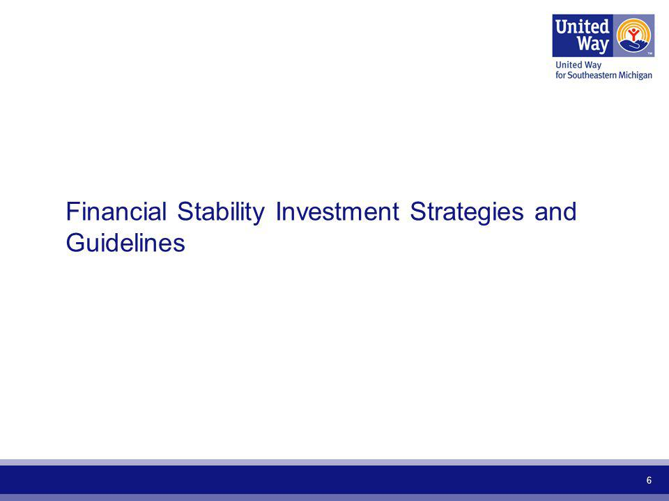 6 Financial Stability Investment Strategies and Guidelines