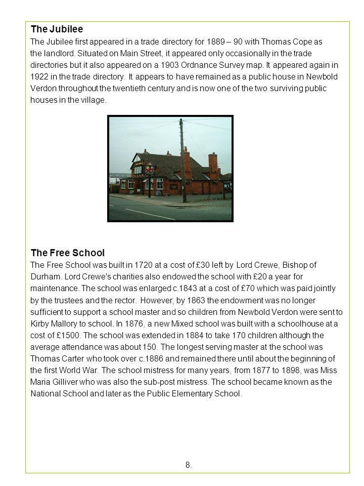 13.1 Newbold Verdon Primary School – planning in action.