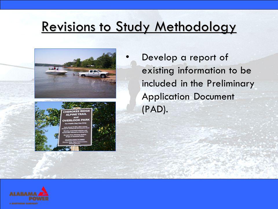 Study Plan 2 Socioeconomic Impacts of Rule Curve Change MIG 5 Recreation