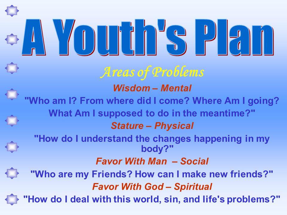 Money (4:6) Companionship (4:9) Fun (7:2) Ecclesiastes 12:1