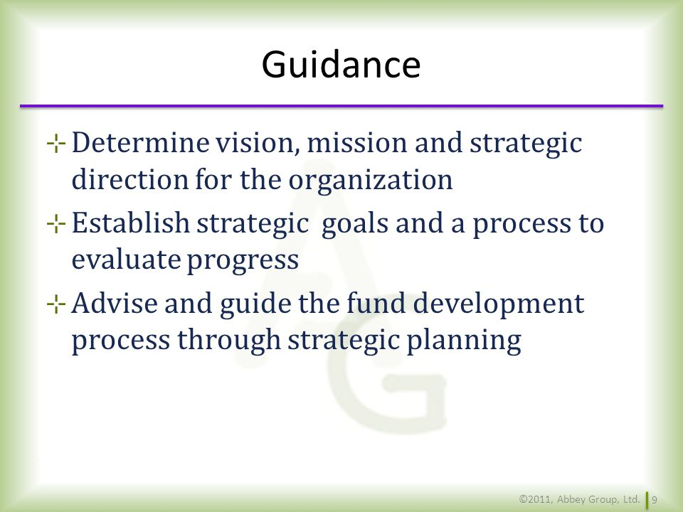 Successor Performance Plan Goal 1 Action Items Goal 2 Action Items Goal 3 Action Items Goal 4 Action Items Worksheet #6 ©2011, Abbey Group, Ltd.