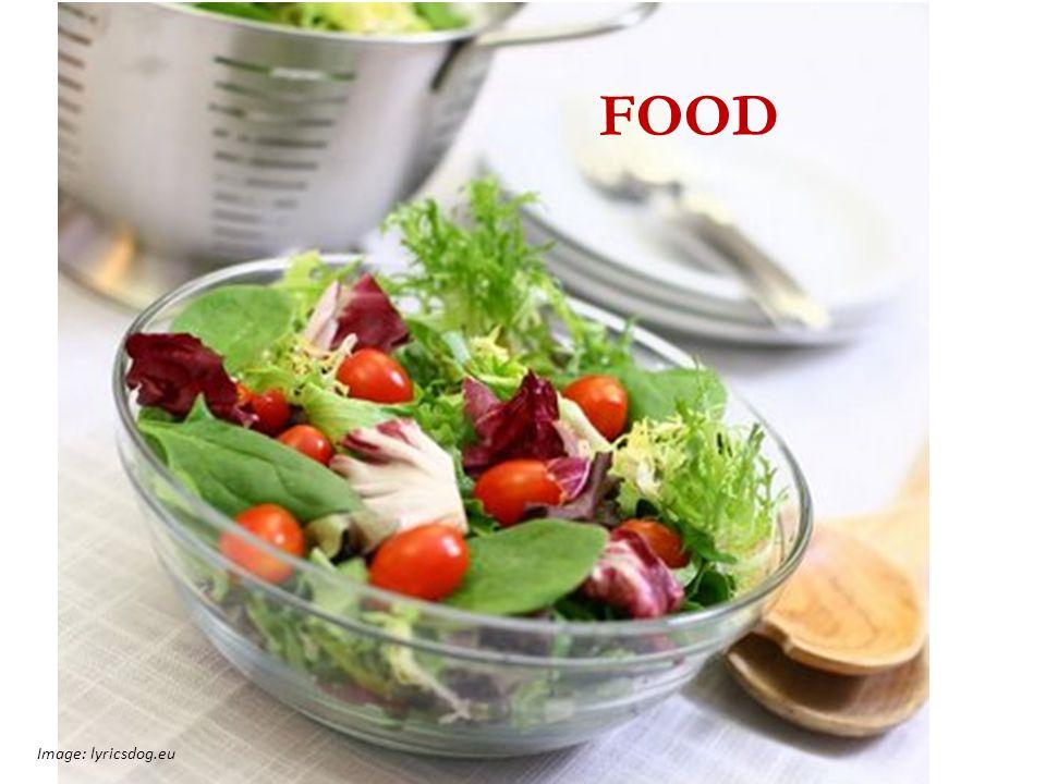 FOOD Image: lyricsdog.eu
