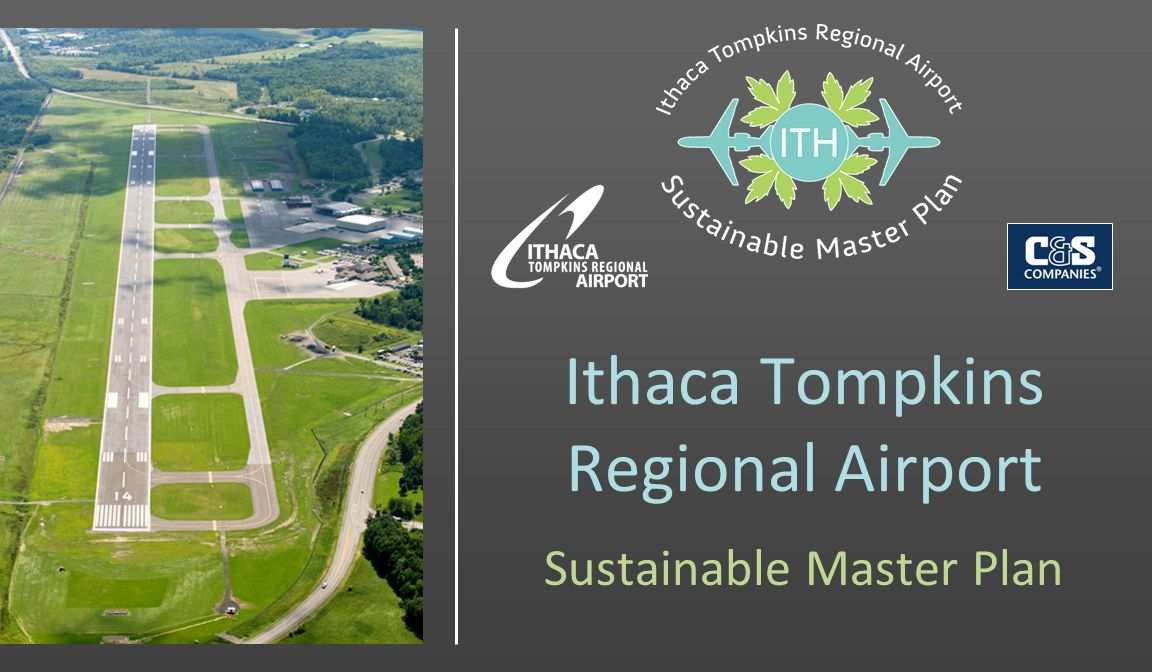 Ithaca Tompkins Regional Airport Sustainable Master Plan