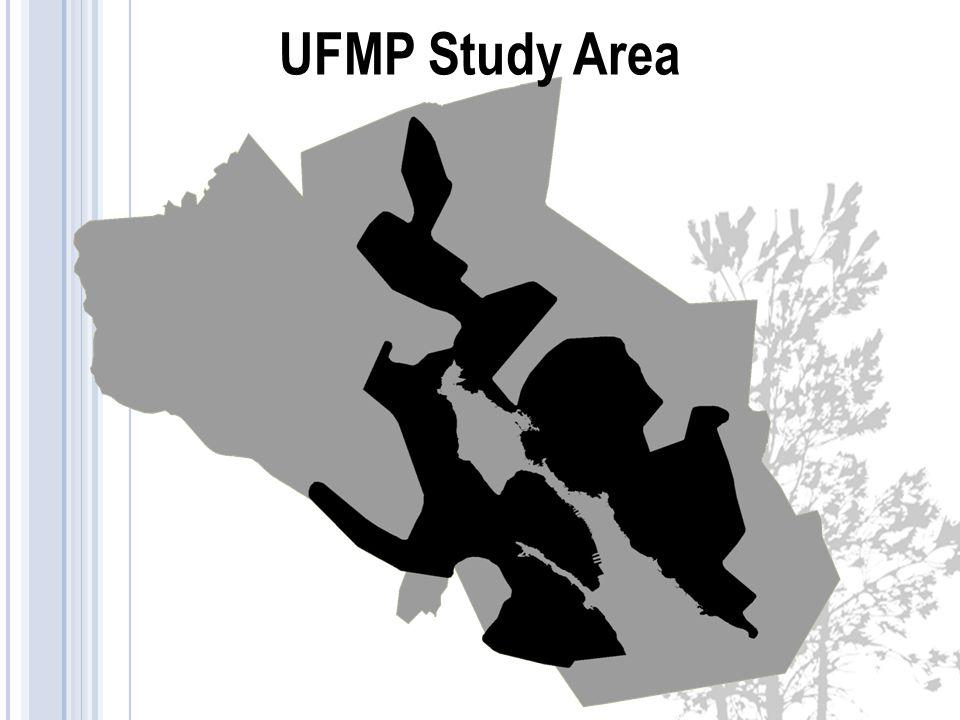UFMP Study Area