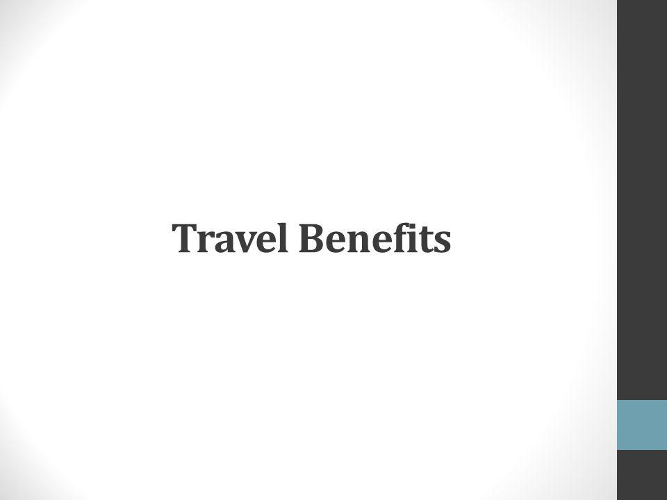 Travel Benefits