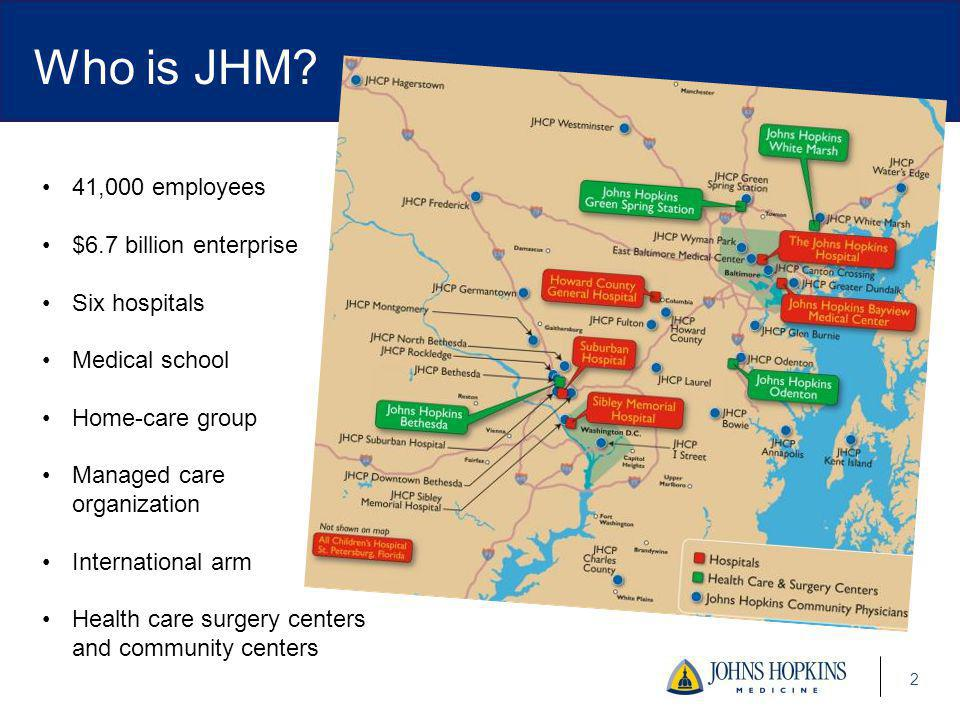 Who is JHM.