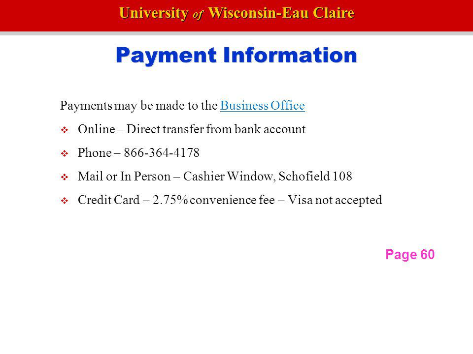 University of Wisconsin-Eau Claire Foreign Language Placement Page 18 French Score Placement 150-403 French 101 404-455 French 102 456-552 French 201 553-773 French 202 774-850 French 315 German Score Placement 150-380 German 101 381-474 German 102 475-630 German 201 631-820 German 202 821+ German 313 Spanish Score Placement 150-414 Spanish 101 415-499 Spanish 102 500-583 Spanish 201 584-850 Spanish 202 Japanese Score Placement 0-60 Japanese 101 61-115 Japanese 102 116-165 Japanese 201 166-195 Japanese 202 196 and above Japanese 301 This is the chart for the UW-System foreign language placement tests.