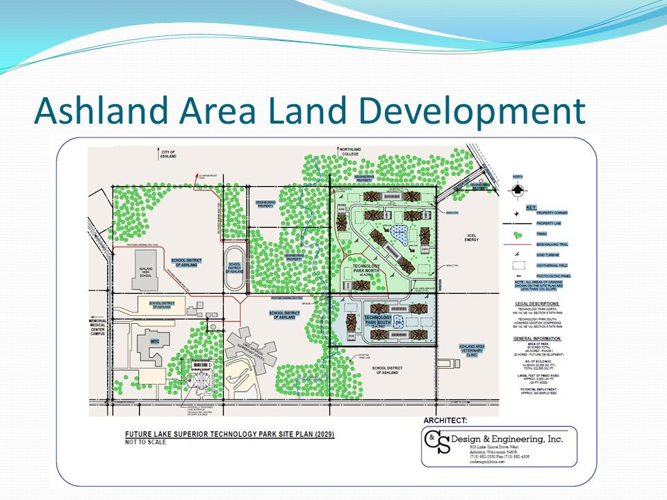 Ashland Area Land Development