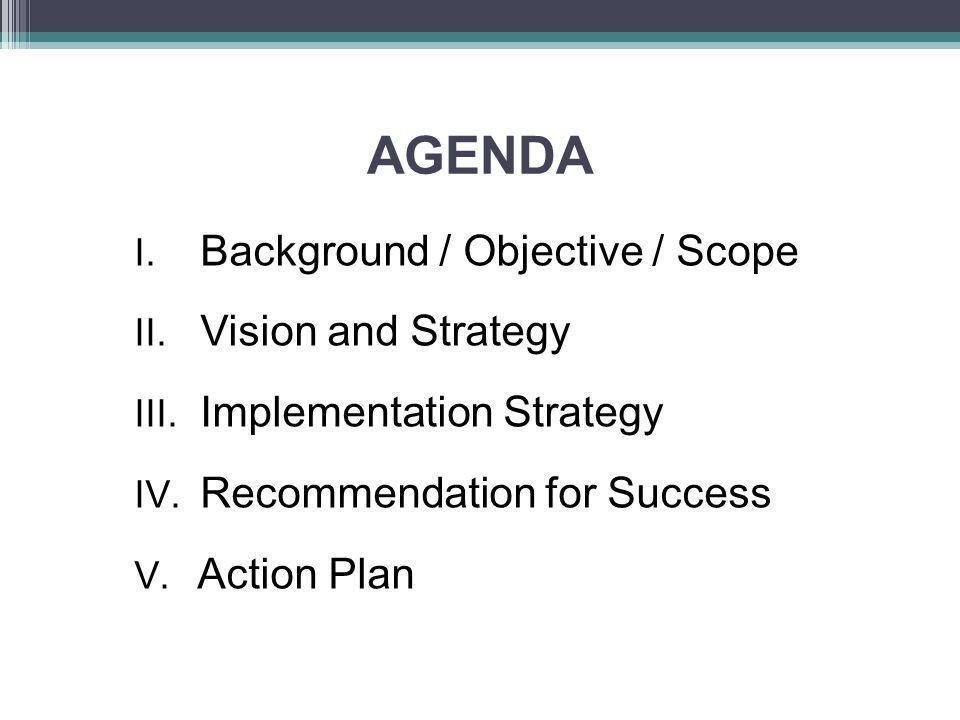 2.Legal Framework III.