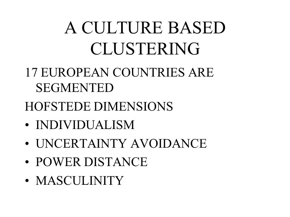 VARIABLES OF THE OBJECTS DEMOGRAPHIC GEOGRAPHIC POLITICAL LEGAL ECONOMIC CULTURAL PSYCHOGRAPHIC