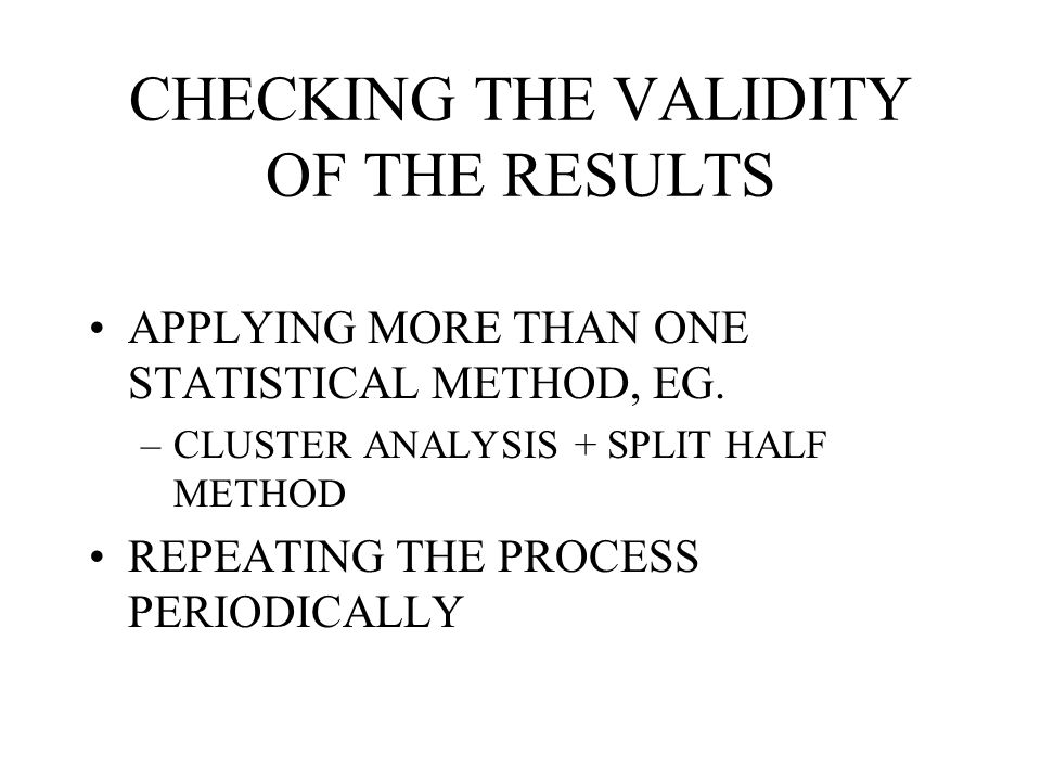HOW TO EVALUATE THE OBJECTS ? TWO TECHNIQUES PARALLEL EVALUATION - MATRIX FORMAT SYSTEMATIC EVALUATION