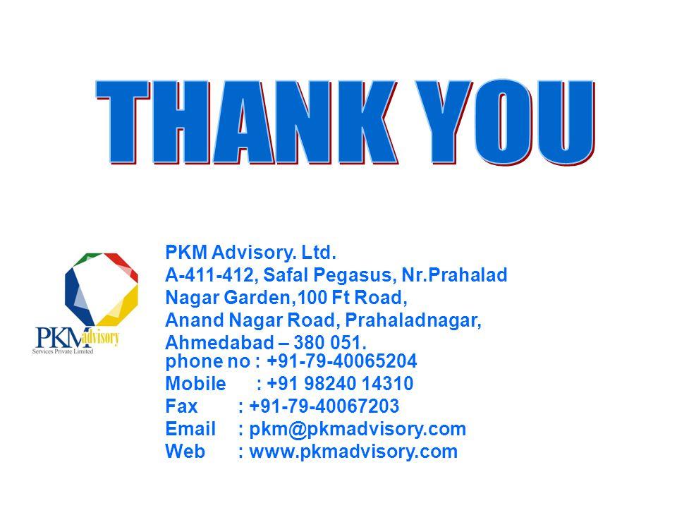 PKM Advisory. Ltd.