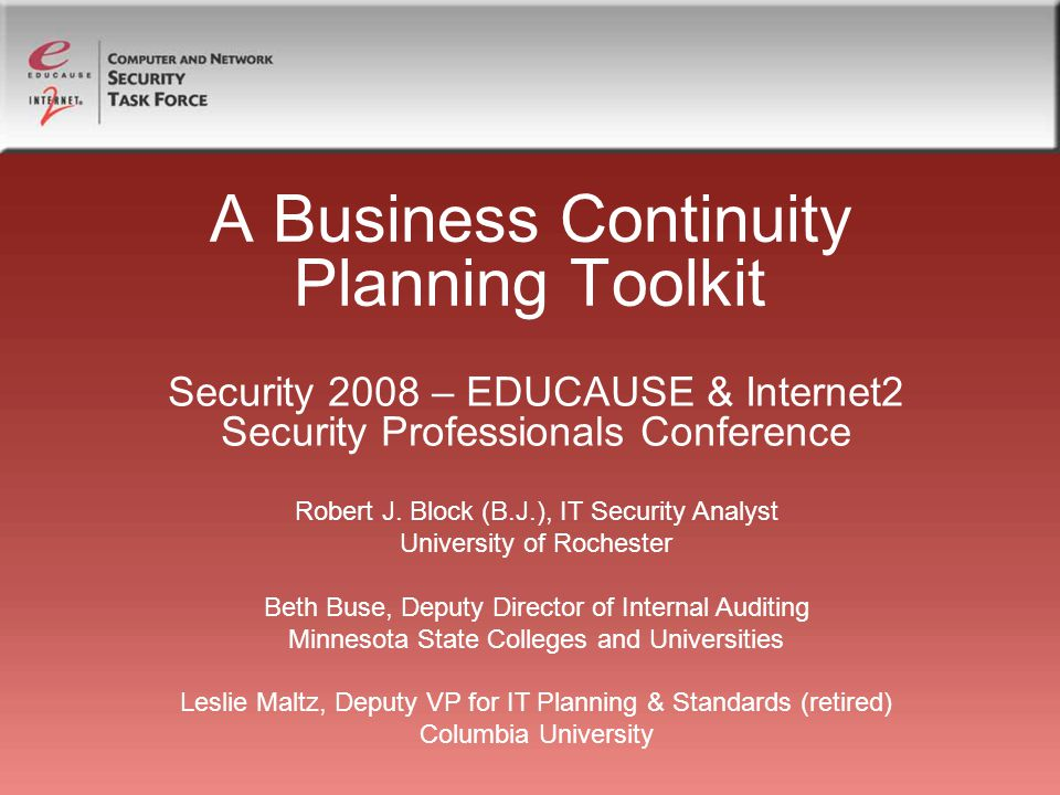 Business Impact Analysis Data Collection Additional items to reference Mission Statements Service Objectives Service Level Agreements Organizational Charts Policies and Procedures
