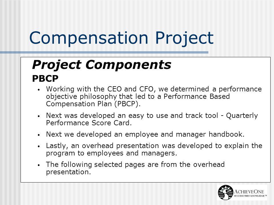 Employee Communication Piece