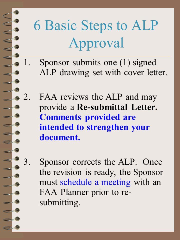 ALP Checklist Use the New Tool! ALP Checklist ALP Checklist consolidates the ALP data requirements in AC 150/5300-13 Please contact the ADO for a copy