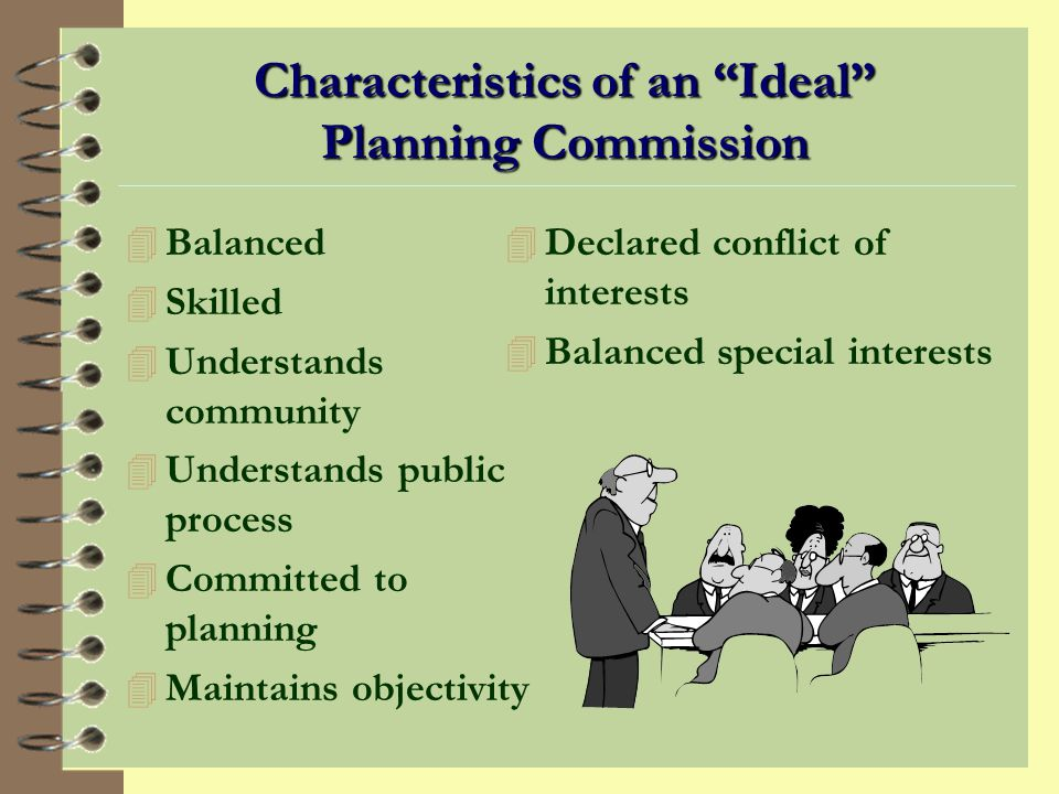 Municipality of Skagway: Planning Commission Duties 4 19.02.040 Planning commission. –Prepare and recommend: A comprehensive plan A zoning ordinance A