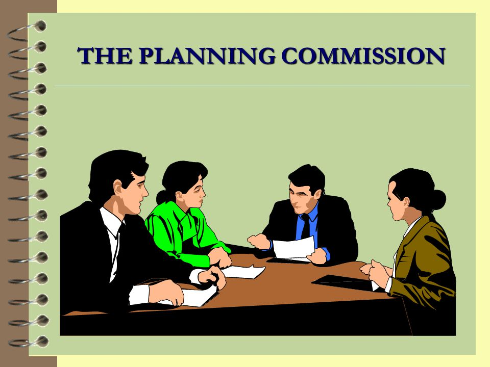 Planning Characteristics 4 Creates order and predictability 4 Promotes efficient use of resources Identifies alternatives and procedures 4 Promotes co