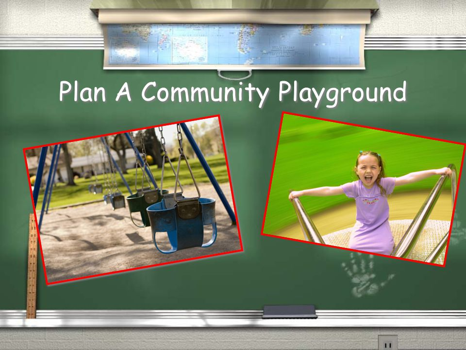 Plan A Community Playground