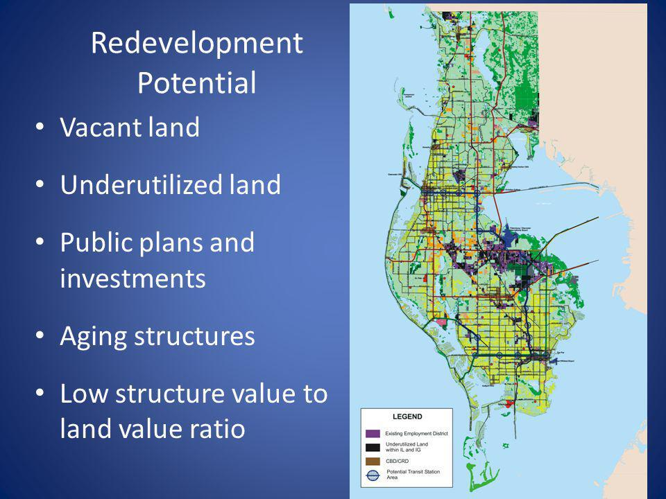 Those elements were combined in the Centers, Corridors, and Districts Framework
