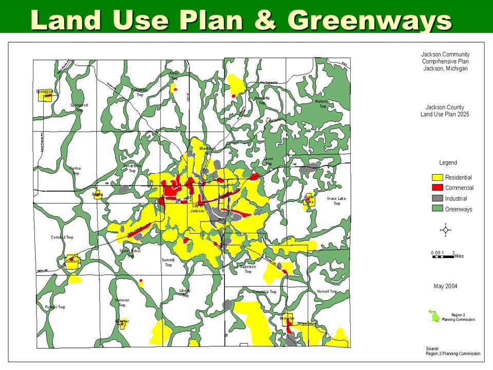 Land Use Plan & Greenways
