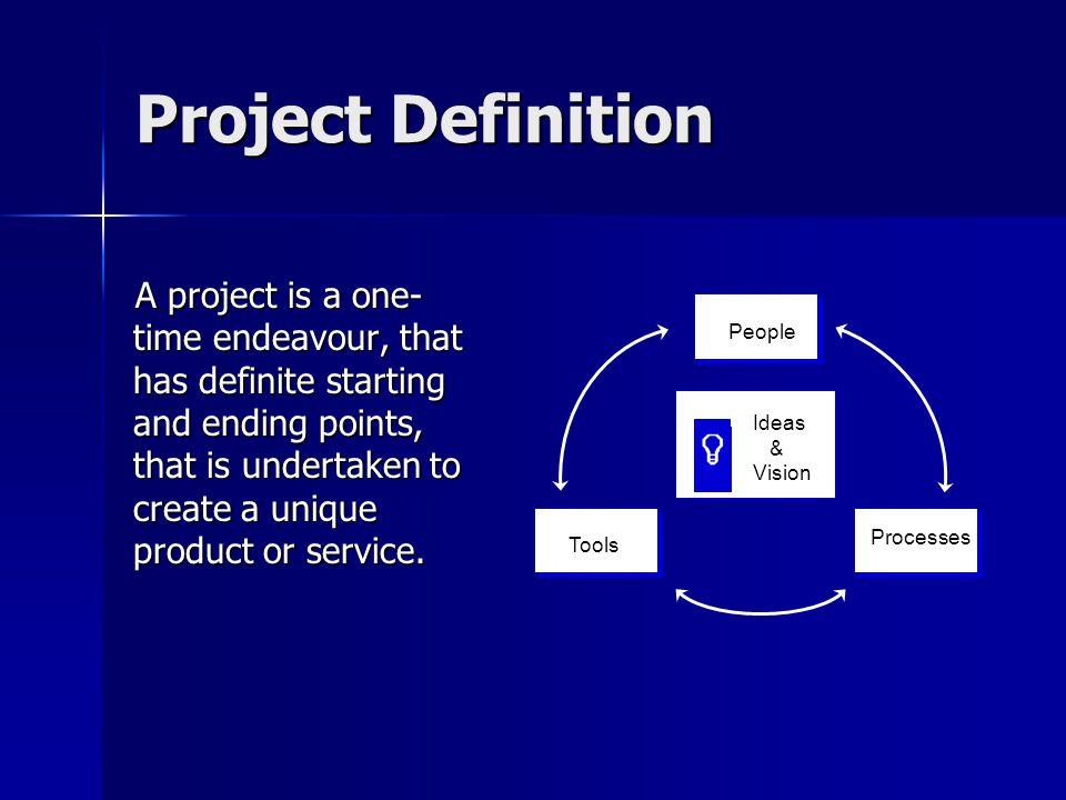 Project vs.