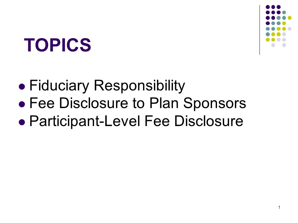 22 Disclosure Errors & Failures Good faith error or omission.