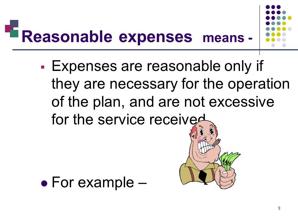 20 Initial Disclosure Requirements Compensation.