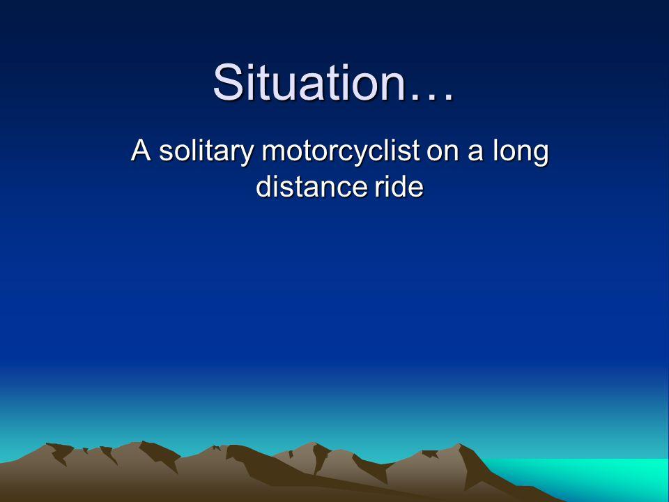 Ride Plan Motorcycle Rider Alert System