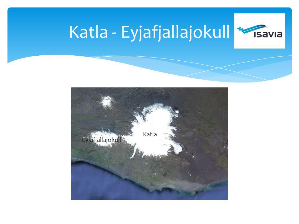 Katla - Eyjafjallajokull Eyjafjallajokull Katla