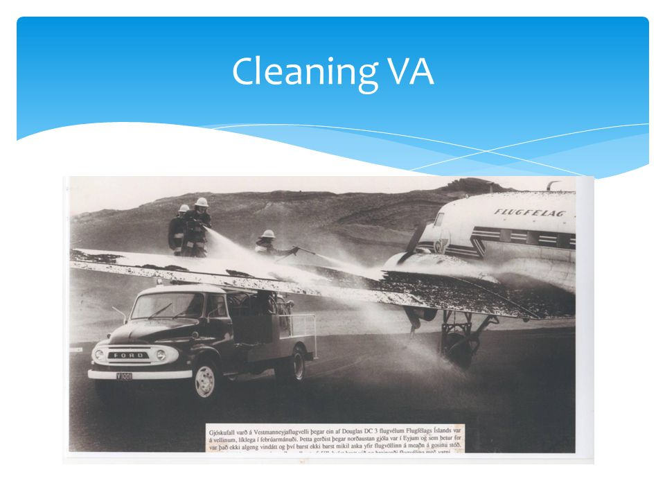 Cleaning VA