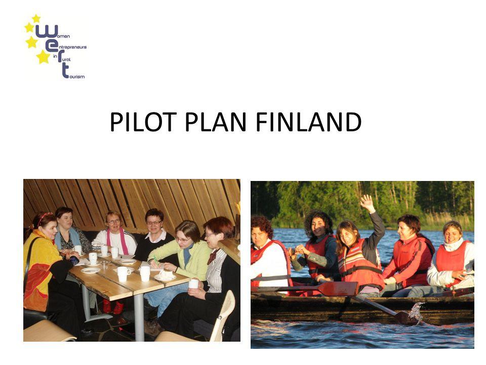 PILOT PLAN FINLAND