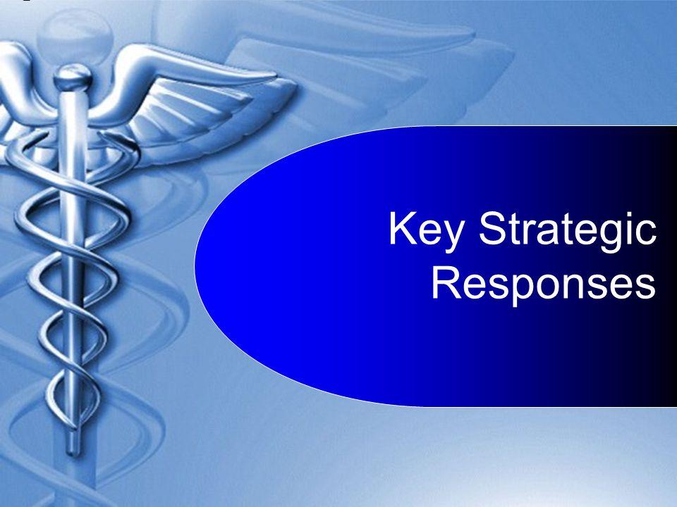 Key Strategic Responses