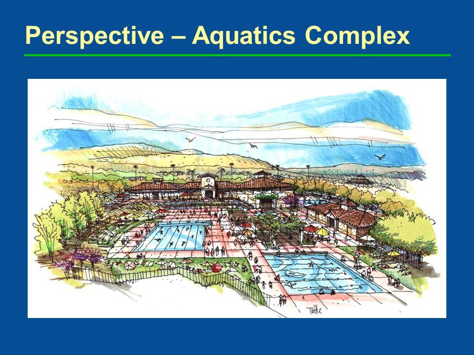 Perspective – Aquatics Complex