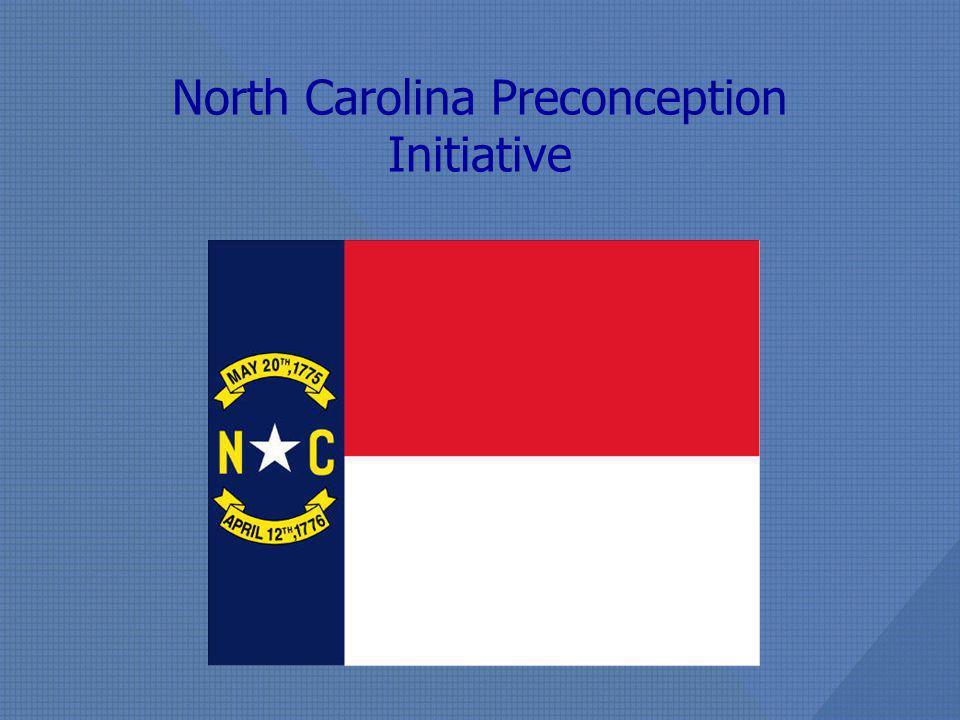North Carolina Preconception Initiative